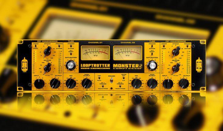 looptrotter monster compressor test