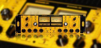Test: Looptrotter Monster 2 Compressor, 2-Kanal-FET-Kompressor