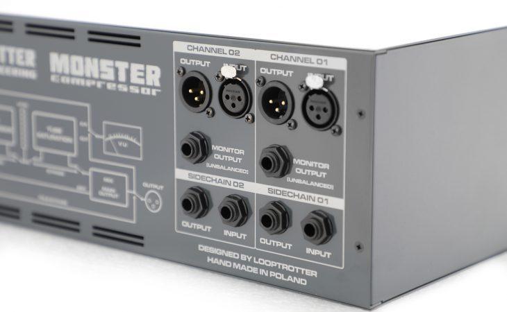 looptrotter monster compressor back test