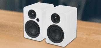 Test: Monacor Sound 4BT/WS, Multimedia-Lautsprecher mit Bluetooth