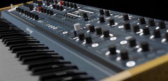 Positron 16 – Entwurf für einen Behringer Synthesizer