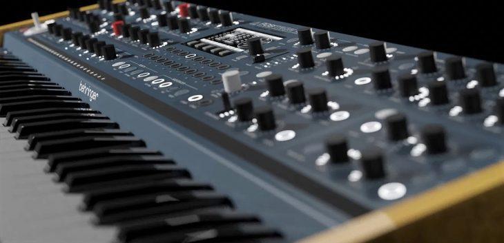 heinakroon positron 16 synthesizer
