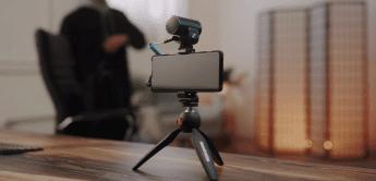 Test: Sennheiser MKE 400, Vlogger Video Mobile Kit