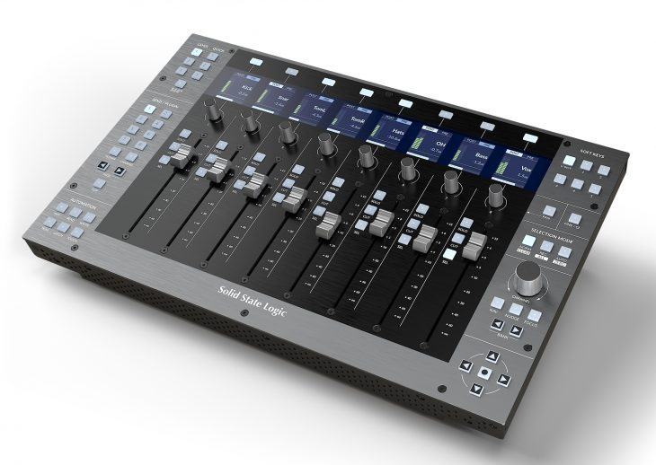 ssl uf8 controller test