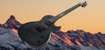 Test: Solar Guitars GC1.6 Killertone Flame BK, E-Gitarre