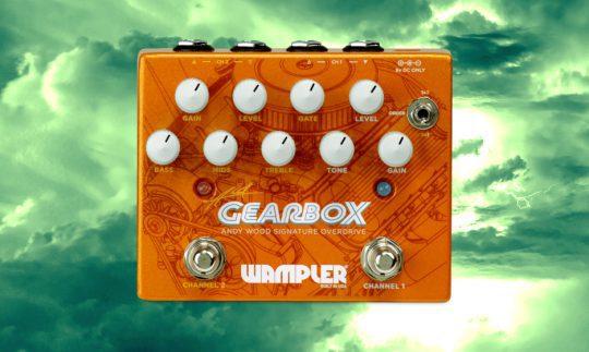 Test: Wampler Gearbox, Overdrive Pedal für E-Gitarre