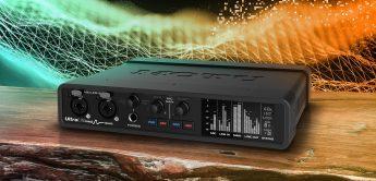 Test: MOTU UltraLite mk5, USB-Audiointerface