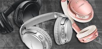 Test: Bose Quiet Comfort 35 II, Bluetooth Kopfhörer
