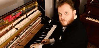 Der YouTube Star am Klavier: Lord Vinheteiro