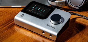 Test: Apogee Symphony Desktop, USB-Audiointerface