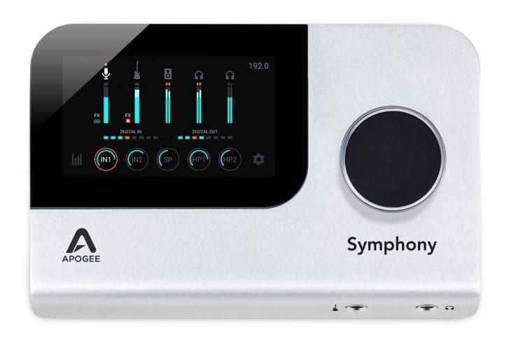 Apogee-Symphony-Desktop test