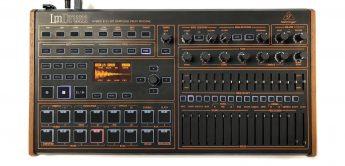 Behringer LmDrum, Sampling Drum Machine im LinnDrum-Look
