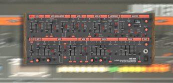 Black Corporation ISE-NIN, Synthesizer-Klon des Jupiter-8