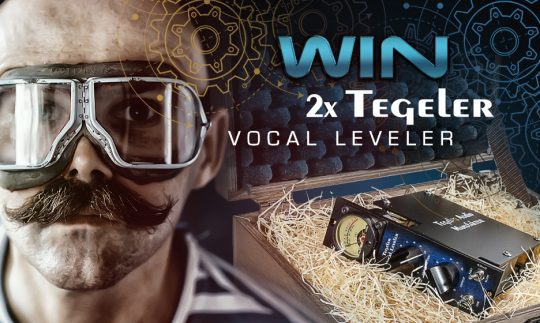 Gewinnspiel: 2x Tegeler Vocal Leveler