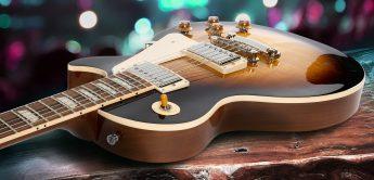 Test: Gibson Les Paul Standard 50s TB, E-Gitarre