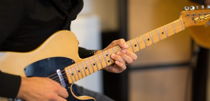Gitarrenakkorde lernen