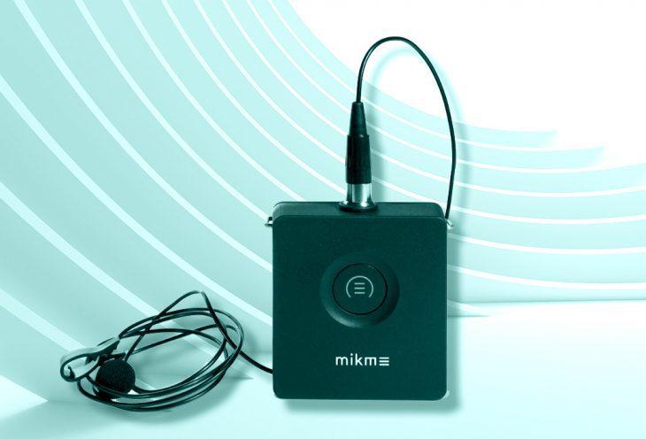 Mikme pocket, Lavalier Pro, Bluetooth-Audiorecorder