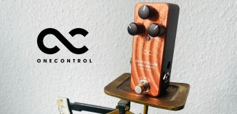 Test: One Control Butter Yellow Auto Quack, Effektpedal für Gitarre & Bass