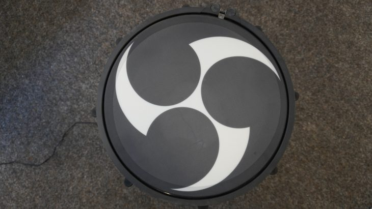 roland taiko 1 test percussion
