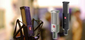 Test: SE Electronics VR1 VE, VR2 Voodoo, Bändchen-Studiomikrofone