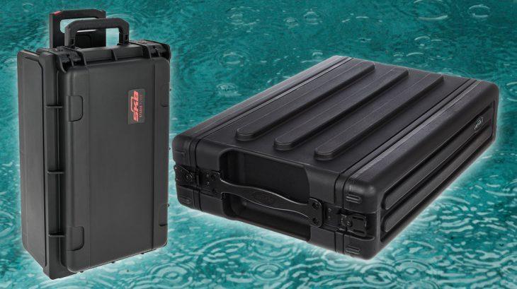 skb cases aufmacher roto molded 2u shallow isf2u