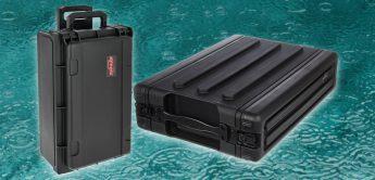 Test: SKB Studio Flyer iSF2U, iSF4U, Shallow Rack Serie, Cases
