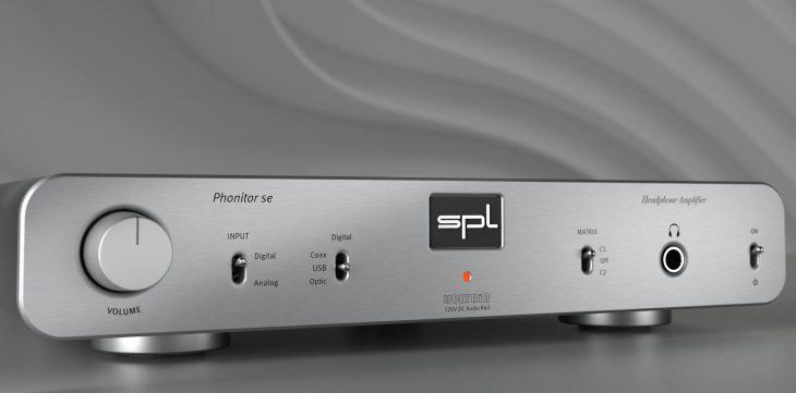 spl phonitor se test kopfhörerverstärker