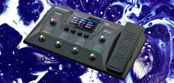 Test: Zoom G6, Multieffekt-Pedal für E-Gitarre