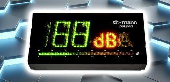 Test: Thomann DMS-V1 Schallpegelmesser