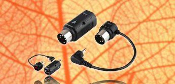 Test: XVive MD1 Wireless MIDI System, Bluetooth-MIDI Schnittstelle