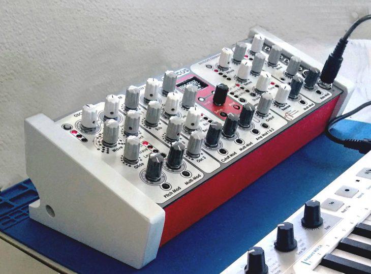 artisan nucleus synthesizer angle