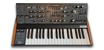 Behringer MS-5 Synthesizer, Prototyp eines Roland SH-5 Klons vorgestellt