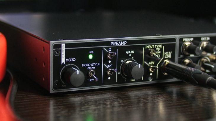 cranborne audio camden ec-1 test