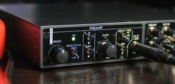 Test: Cranborne Audio Camden EC1, Mikrofonvorverstärker