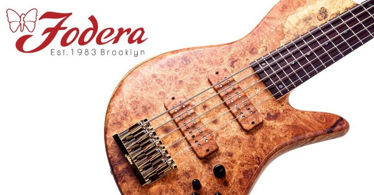 Feature: Fodera Emporer Standard 6 & Monarch Standard 5, Bassgitarre