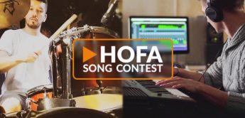 HOFA startet erneut seinen Song Contest, hier alle Infos