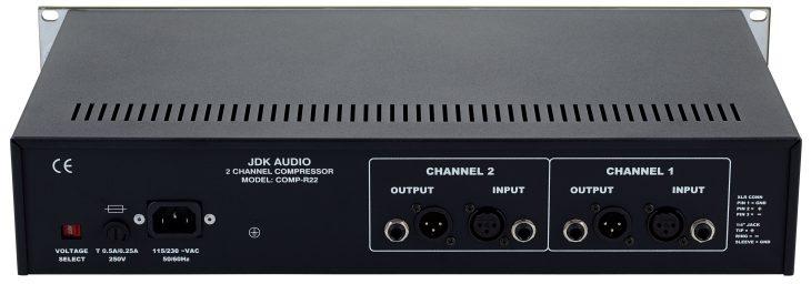 JDK Audio COMP-R22 test