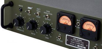 Test: JDK Audio COMP-R22, VCA-Stereokompressor