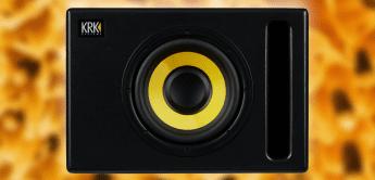 Test: KRK S8G4, Studio-Subwoofer