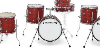 Test: Ludwig Breakbeats Set Mojave Swirl, Schlagzeug