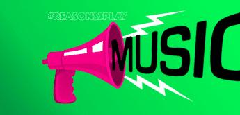 Contest #reasons2playchallenge – Thomann-Gutscheine gewinnen