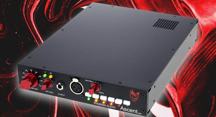 phoenix audio ascent one test