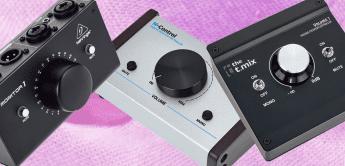 Vergleichstest: the t.mix Volume 1, Swissonic M-Control, Behringer Monitor1, Monitorcontroller