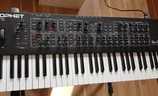 Prophet REV2 (8 Stimmen) analoger Synthesizer (Preis VB)