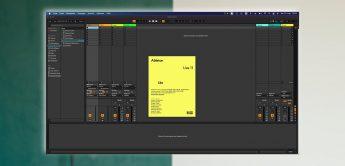 Test: Ableton Live 11 Lite, Digital Audio Workstation