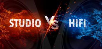 Vergleichsreportage: Tonstudio-Technik vs. HiFi-Technik