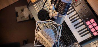 Test: Mikrofonarm Lanucn V50