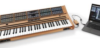 Test: Nonlinear Labs C15 Midi, Update 21-22, Synthesizer