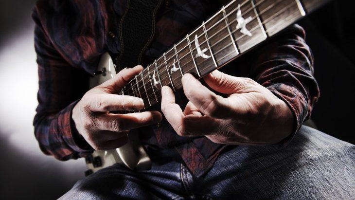 E-Gitarre Workshop: Tapping lernen