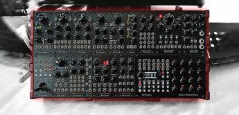Test: Erica Synths Black System III, Modular-Synthesizer Eurorack
